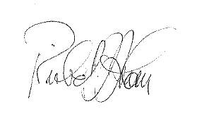 Town Manager's Signature