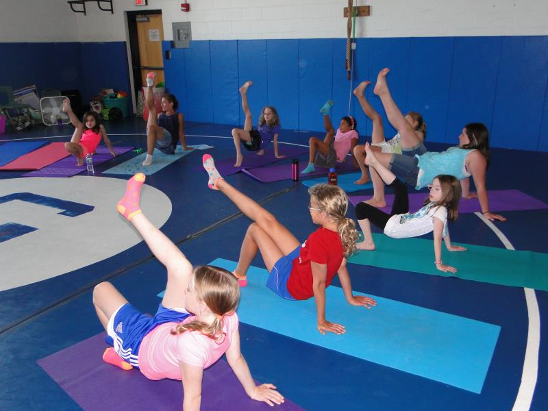 Music & Arts Camp - Yoga