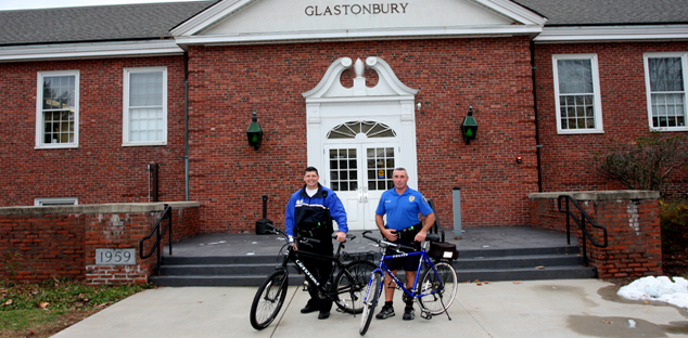 Glastonbury Police Department's Bike Patrol
