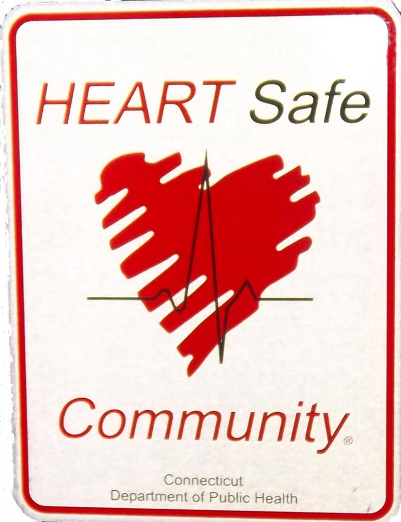 Glastonbury Heartsafe community 2015