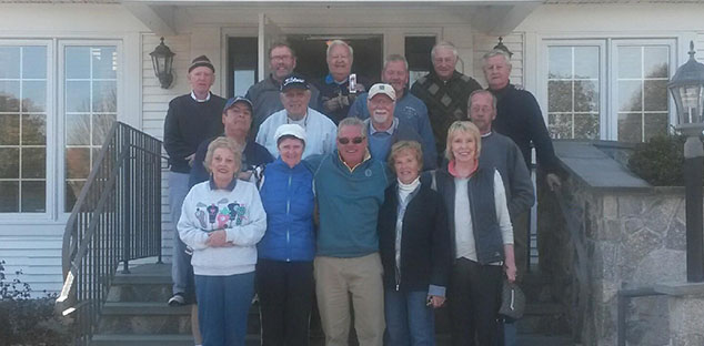 Senior Golf League