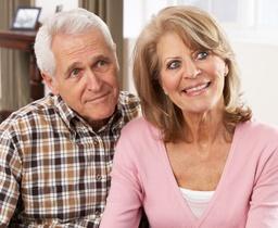 Senior Couple-copyrighted image