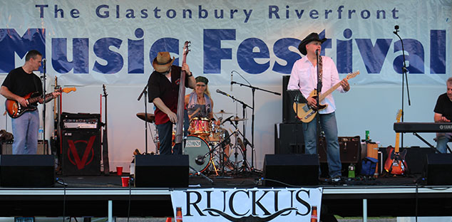 Glastonbury Riverfront Music Series begins July 6th