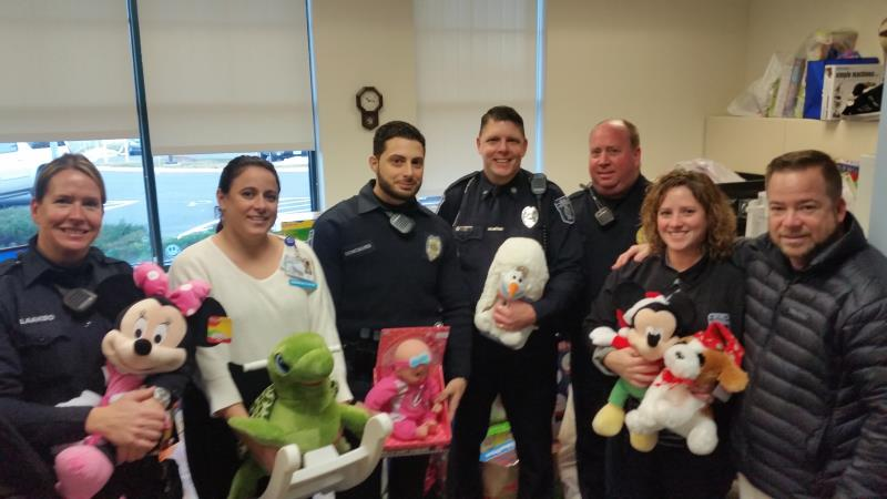 Toy Drive for CT Children's Medical Center