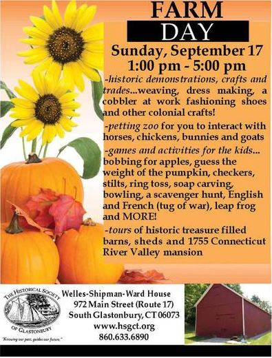 Annual Farm Day- Historical Society- 2017