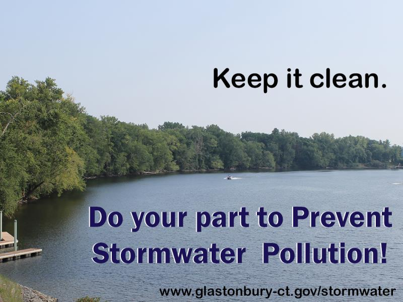 stormwater intro image - keep it clean