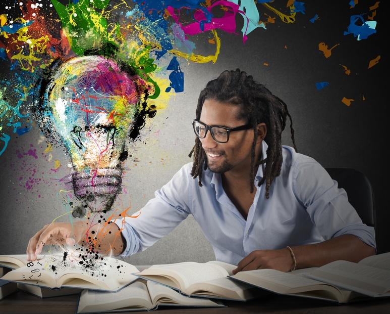 Creative Colorful Idea-copyrighted image
