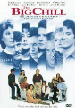 The Big Chill DVD Cover-copyrighted image