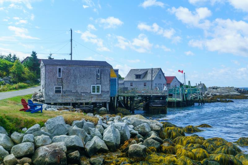 Nova Scotia-copyrighted image