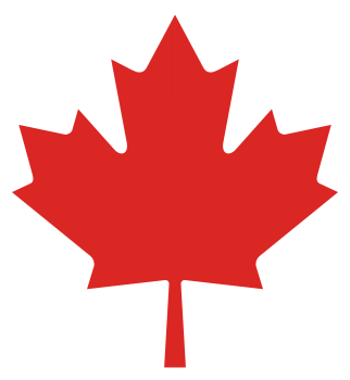 Maple Leaf-Open Clip Art