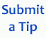 submit a tip - white and blue
