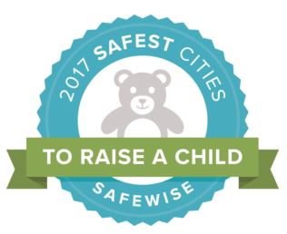 Glastonbury safewise recognition 2017